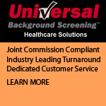 Universal Background Screening