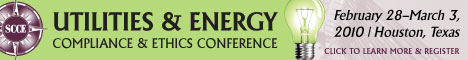 Utilities & Energy Compliance & Ethics Conference