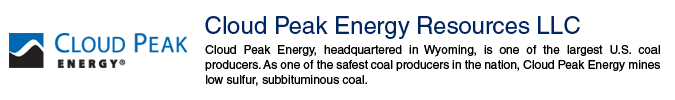 Cloud Peak Energy Resources LLC
