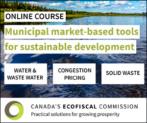 Canada's Ecofiscal Commission