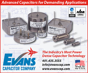 Evans Capacitor Company