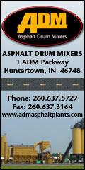 Asphalt Drum Mixers, Inc. (ADM)