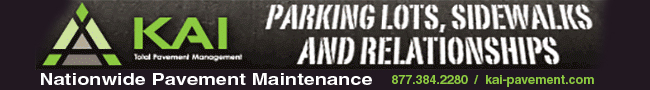 KAI Total Pavement Management