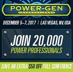 Pennwell Corporation- POWER-GEN International