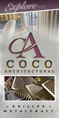 COCO Architectural - Grills & Metalcraft