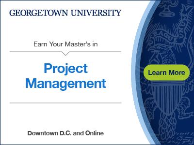 Georgetown University Masters in Professional Studies