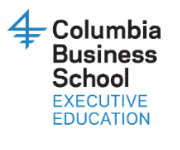 Columbia Business School Executive Education®