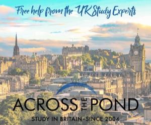 Study Across The Pond