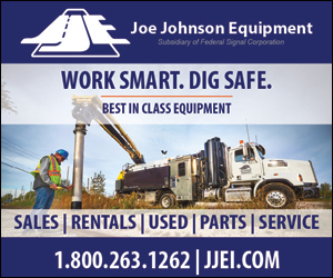 Joe Johnson Equipment Inc.