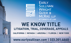 Early Sullivan Wright Gizer & McRae LLP