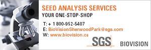 SGS BioVision Seed Research Ltd.