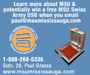 MSU Mississauga Ltd.