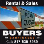 Buyers Barricades