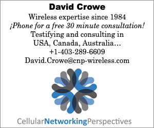 Cellular Networking Perspectives Ltd.