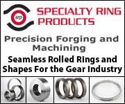 Specialty Ring Products