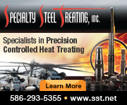 Specialty Steel Treating, Inc.