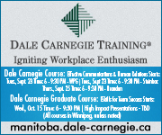 Dale Carnegie Training Of Manitoba -