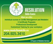 Resolution Skills Centre