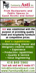 Furniture by Asti Inc.