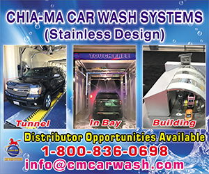 Chia Ma Car Wash System