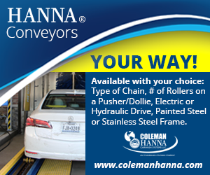 Coleman Hanna Carwash Systems LLC