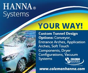 Coleman Hanna Carwash Systems LLC