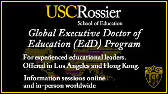 University of Southern California - Global Ed.D. Program