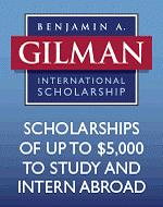 Gilman International Scholarship