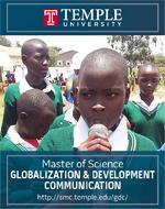 Temple University - Globalization and Development Communication Program