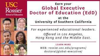 University of Southern California - Global Ed.D. Program