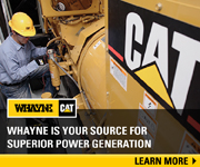 Whayne Cat formerly Walker Machinery Co.