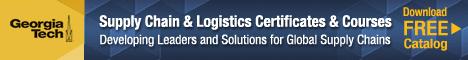 Georgia Tech Supply Chain & Logistics Institute