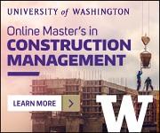 University of Washington - Masters in Construction