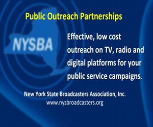 New York State Broadcasters Association, Inc.