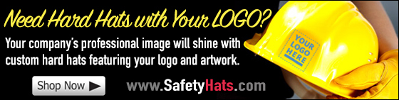 Safety Hats - Direct Digital Manufacturing Services